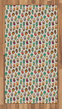 Owls Area Rug Decorative Flat Woven Accent Rug Home Decor 2 Sizes
