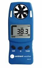 Anemometer WM-2 Weather Windspeed Temperature Wind Chill Meter