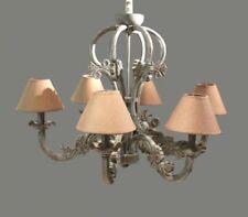 Artículos de iluminación de techo de interior de color principal marrón 4-6 luces