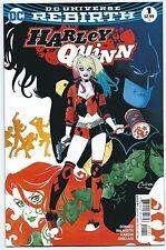 Harley Quinn 1 regular & variant 1st print ReBirth hot series Suicide Squad