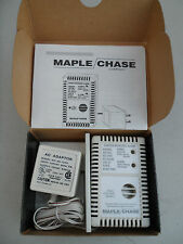 NEW MAPLE/CHASE AD-1250, MODEL 0610 CARBON MONOXIDE ALARM WITH THE BOX