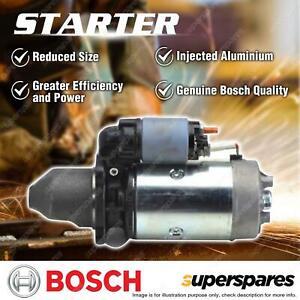 Bosch Starter Motor for Mercedes Benz T2 LN1 709 D 711 D 811 D 1986-1994