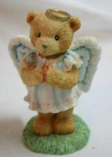 Cherished Teddies Angie Figurine-MIB