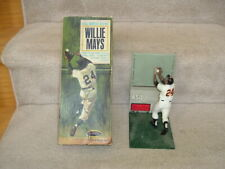 1965 Aurora Model Willie Mays Built Up with Box and Instructions The Catch