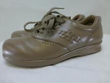 SAS $157 Tripad Free Time tan leather walking lace Up nurse Shoes womens 7.5 N