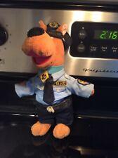 "Hanna-Barbera Studio Store 2002 Vintage Rare Scooby Doo 10"" Police Officer Plush"