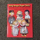 Vintage Dolly Dingle Paper Dolls Book