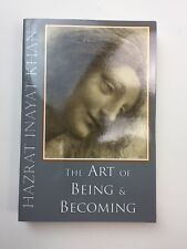 The Art of Being And Becoming NEW Book Hazrat Inayat Khan Psychology