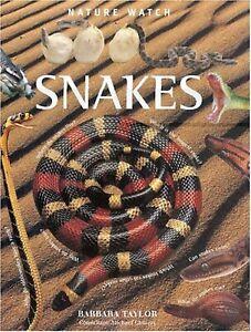 Snakes by Barbara Taylor (Hardback, 1998)