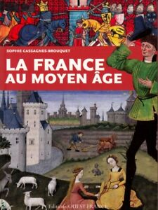 France in the Middle Ages, French book