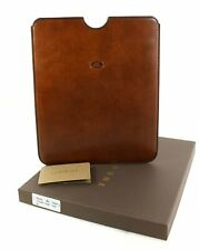 Brand New: The Bridge iPad / Tablet Sleeve 019162 in Brown Leather