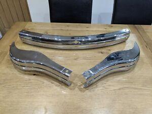 MGA Front Bumper chrome