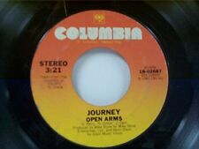 "JOURNEY ""OPEN ARMS / LITTLE GIRL"" 45"