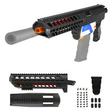 Worker MOD SIG SAUER MCX Tinted Body Cover Pump Kit for Nerf RETALIATOR Modified