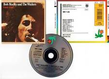 "BOB MARLEY AND THE WAILERS ""Catch A Fire"" (CD) 1973"