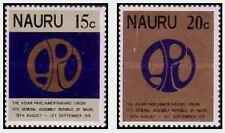 Timbres Nauru 175/6 ** lot 20955