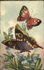 Chiostri Butterfly #328 Postcard