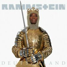 "Rammstein DEUTSCHLAND Limited Edition NEW SEALED VINYL 7"" SINGLE"