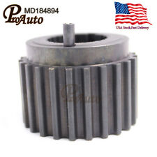 New Genuine Crankshaft Timing Belt Pulley For Mitsubishi Montero Lower MD184894