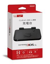 New Nintendo Official 3DS LL XL Charger cradle Black Japan