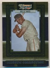 WILLIE MAYS 2008 Donruss Americana SPORTS LEGENDS MUSEUM COLLECTION /1000 GIANTS