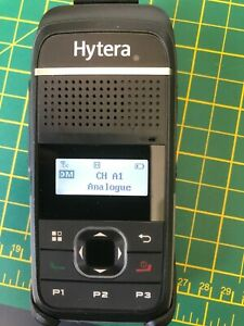 Hytera PD355 UHF Handheld Digital Two Way Radio Walkie Talkie - USED / RECON
