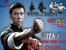 Wing Tsun Kamon Wing Chung (1DVD) Siu Nim Tao and Beyond - Difesa personale