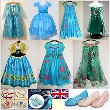 Lace Princess Fancy Dresses for Girls