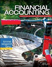 FINANCIAL ACCOUNTING: TOOLS FOR BUSINESS DECISION MAKING 9TH EDITION. P D F