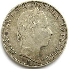 1 Florin 1859 M, Franz Joseph I. (1848-1916)