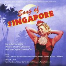 Issy van Randwyck - Song of Singapore [New CD]
