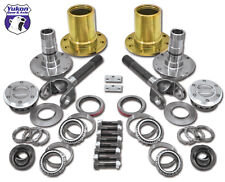 Yukon Gear YA WU-04 Lockout Hub Conversion Kit 2003-2008 Dodge Ram 2500 3500 SRW