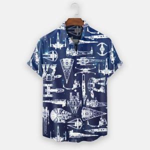 Star Wars Hawaiian Shirt, star wars hawaiian shirt, Hawaiian Shirt Unisex S-5XL