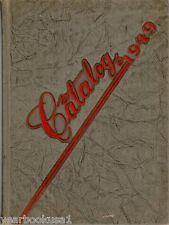 Lake Charles High School Louisiana 1949 Yearbook Annual