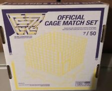 WWF Electric Zombie Limited Ring Wrestling Hasbro Box Steel Cage WWE Brutus LJN