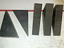 New listing 5 Step Blocks Machinist Setup Hold Downs Tooling Mill Boring