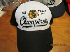2015 Chicago Blackhawks Stanley cup champions baseball cap