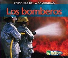 Los bomberos (Firefighters) (Personas de la Comunidad) (Spanish Edition)