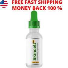 Skincell Pro Mole and Skin TagRemover Wart Removal Repair Serum 1 Fluid Ounce
