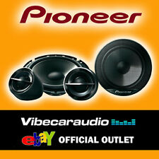 "Pioneer TS-G133Ci 13cm 5"" 250Watt 2 Way Replacement Car Door Component Speakers"