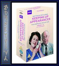 Keeping up Appearances -complete Collection Series 1 2 3 4 & 5 * DVD