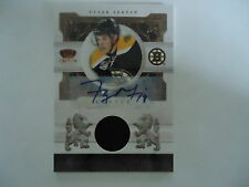 Tyler Seguin 2010 Crown Royale RC Auto/Jersey #/50 Bruins FREE SHIP