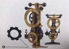 NEW Leonardo Da Vinci Machines Series Clock #18150A ACADEMY Education Model KIT