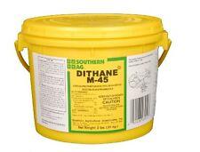 DITHANE M-45 2 lb. 80% MANCOZEB FUNGICIDE Turf Vegetables & Plants Southern Ag