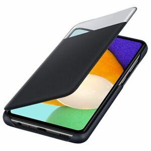 Original Samsung Galaxy A41 A42 A51 A52 A72 S10Li S-View Cover Case Schutzhülle