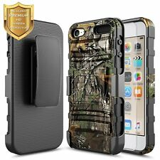 For Apple iPod Touch 5th 6th Gen   Shockproof Belt Clip Holster Case Cover