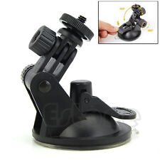 Flexible Suction Cup Mount Holder Tripod For Camera DV Car Windows Glass Stand