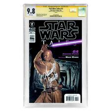 Samuel L. Jackson Autographed Star Wars Tales #13 CGC SS 9.8