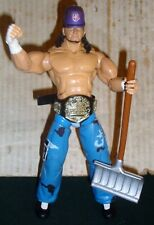 WWE WRESTLING FIGURE DELUXE AGGRESSION MATT HARDY WITH UNITED STATES BELT WWF