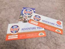June Theme Parks/Attractions Theme Park Tickets